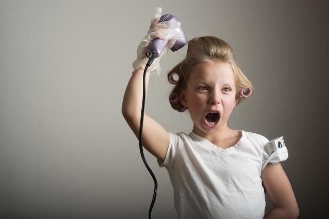 髪の毛を自然乾燥する影響とは