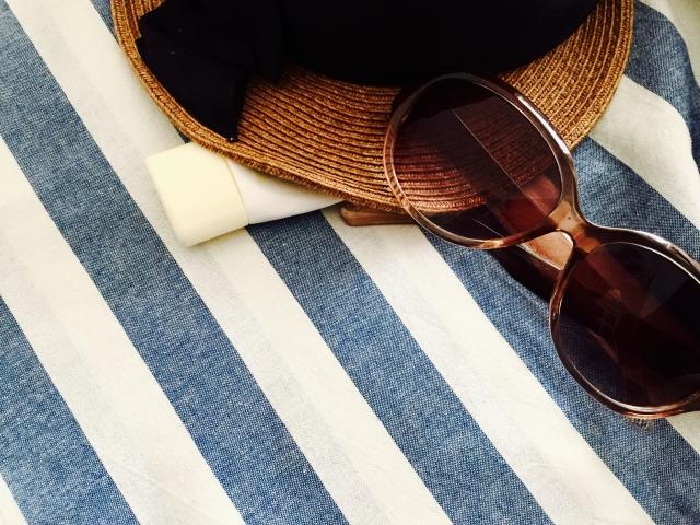頭皮の日焼け対策グッズを活用する