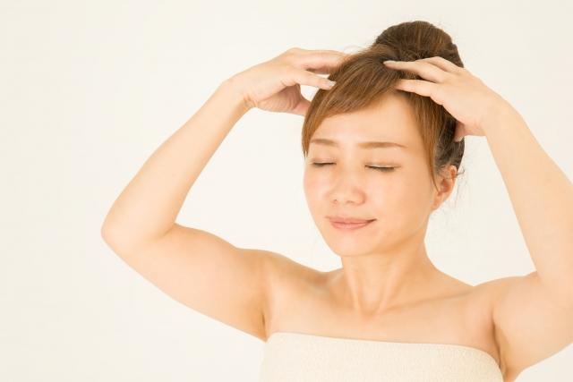 冬の頭皮乾燥を防ぐ対策
