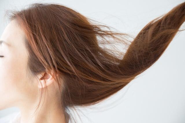 冬に静電気で髪が広がりやすくなるのはなぜ?