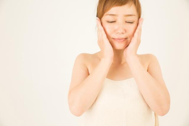 顔の冷えをチェックする方法