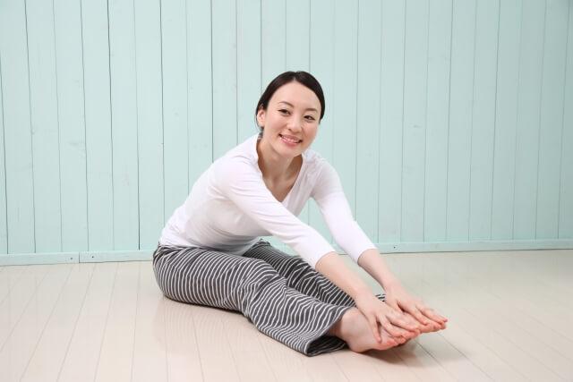 運動不足と肌の関係