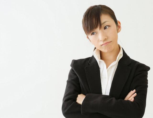 オフィスワーカーの肌が乾燥する原因