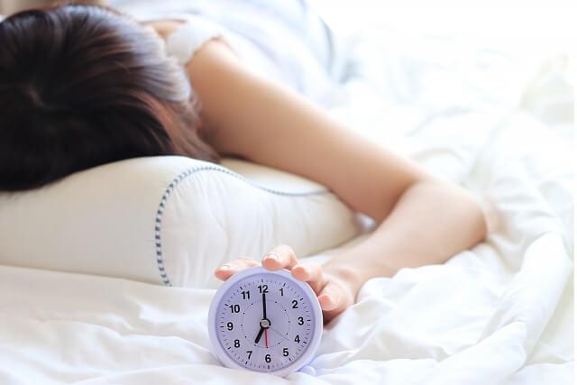 肌と睡眠の関係についてのまとめ