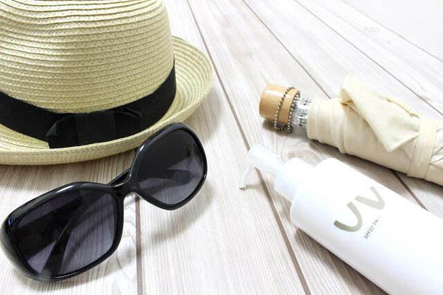 髪の毛の日焼けを防ぐ対策方法